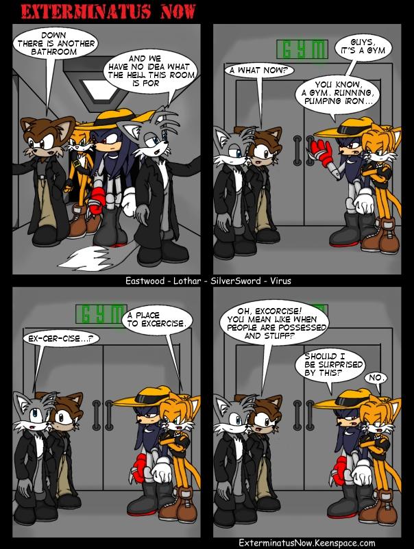 #035 – The Mystery Door