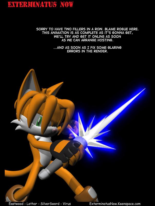 Filler: Rogue Animation