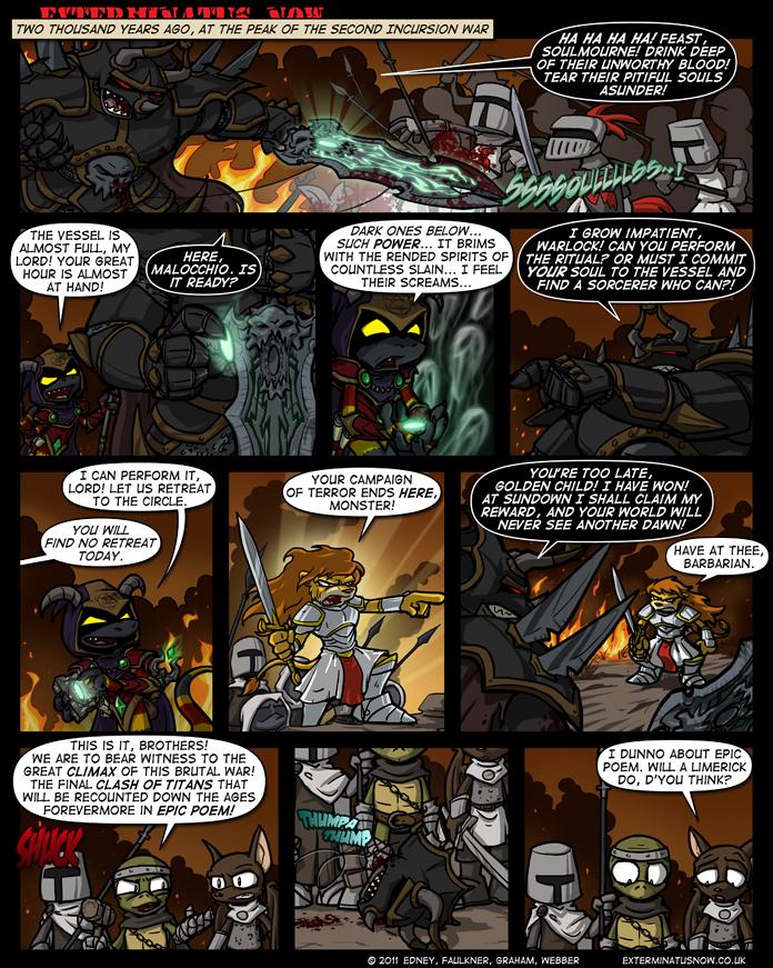 #390 – A Grim Dawn