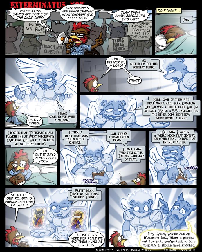 #426 – Dark Dungeons