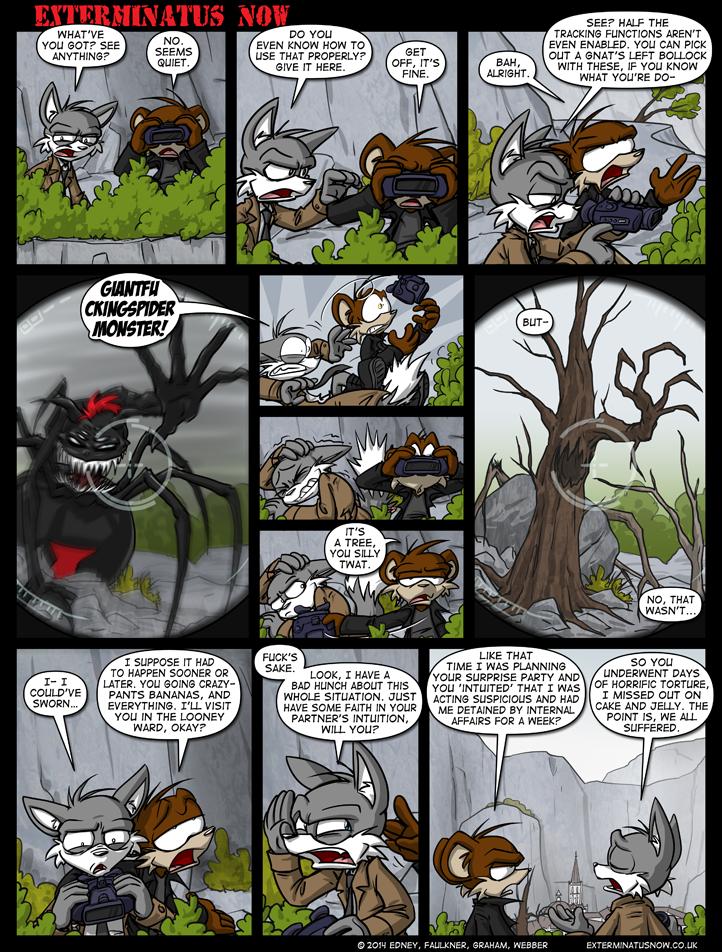#478 – Arachnopareidolia