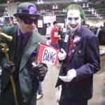 Riddler and Joker, classic style
